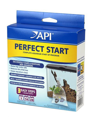 API Aquarium Perfect Start  30 day Multi Start up Pack - ***SUPER SPECIAL***