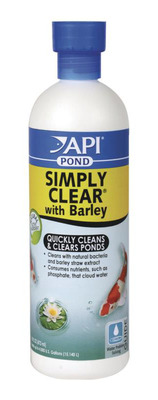 API PondCare Simply Clear with Barley 473mL