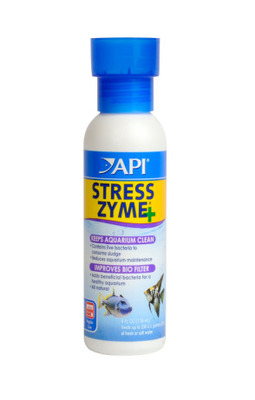 API Stress Zyme Plus 118mL