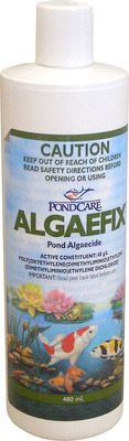 Aquarium Pharmaceuticals API PondCare AlgaeFix 480mL