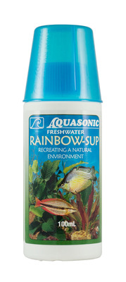 Aquasonic Rainbow-Sup Water Conditioner 100mL