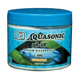 Aquasonic pH Up Powder 250g