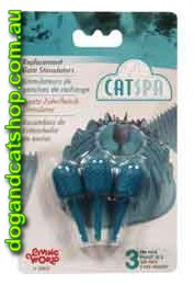 Cat Spa Activity Centre Replacement Gum Stimulator 3 Pack