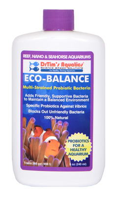 Dr Tim's Aquatics Eco-Balance for Reef, Nano and Seahorse Aquaria 120ml (4oz)