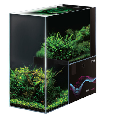Dymax IQ9 Drop Off Freshwater Acrylic Aquarium 48L