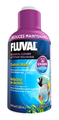 Fluval Biological Aquarium Cleaner Waste Control 250mL