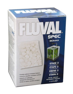 Fluval Spec/Evo/Flex 34L Biomax Rings Filter Media 60g