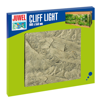 Juwel 3D Background Cliff Light 600x550mm
