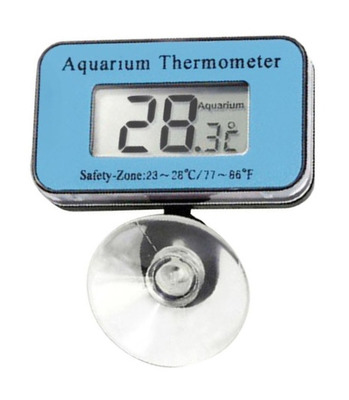 LCD Display Digital Aquarium Thermometer Submersible
