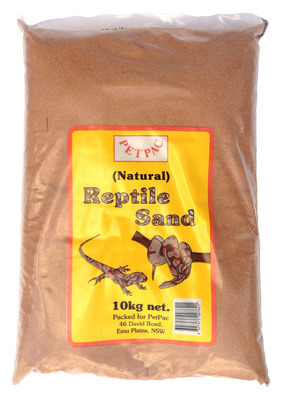 Reptile Sand Red 10kg