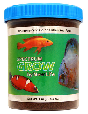 New Life Spectrum Grow Fish Food 140g