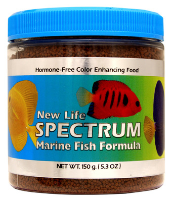 New Life Spectrum Marine Fish Regular Formula Food 150g