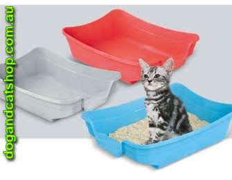 Polly Toilet Pan for Kitten or Small Animal Small