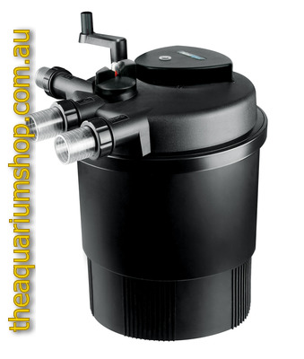 PondMAX PF20000 Pressure filter with UV Clarifier with Backflush
