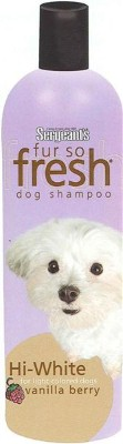 Sergeants Fur So Fresh Hi-White Vanilla Berry Shampoo 237ml
