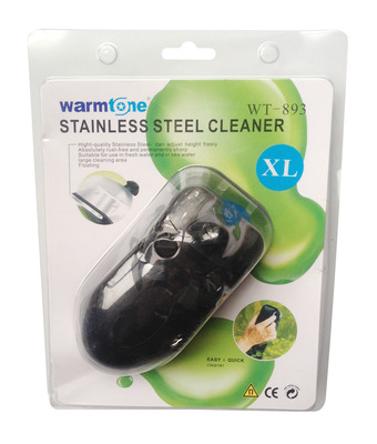 Warmtone Floating Magnet Fish Tank Cleaner XL WT-893