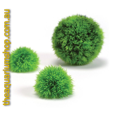 biOrb Aquatic Topiary Ball Set of 3 Green