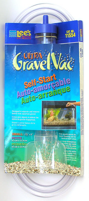 Lees Ultra GravelVac Gravel Cleaner Small
