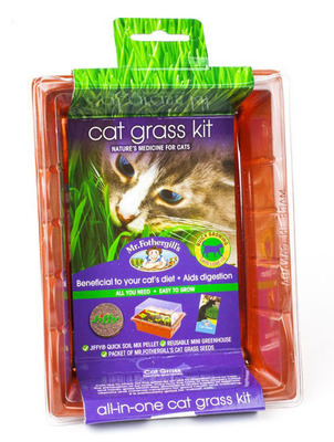 Mr. Fothergill's Cat Grass Sprouting Seed Raiser