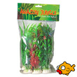Amazon Jungle Exotic Plant Replicas 6 pack 20cm