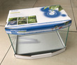 Aqua-World Panorama Glass Aquarium 28 Litres