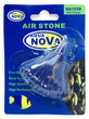 Aqua Nova Aquarium Air Stone Shell 50x50mm