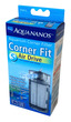 Aquananos Corner Deluxe Air Drive Filter Small