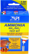 Aquarium Pharmaceuticals API Fresh and Saltwater Ammonia Test Kit