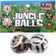 Catnip Jungle Balls 2 Pack