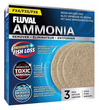 Fluval Ammonia Removal Pads 3 pack