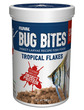 Fluval Bug Bites Tropical Flakes 180g