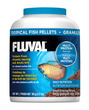 Fluval Tropical Fish Small 1mm Sinking Pellets 90g