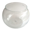 Glass Bowl Round 17 Litres