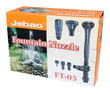 Jebao Fountain Nozzle Kit FT-05