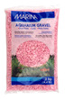 Marina Decorative Aquarium Gravel 2kg Pink