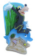 Mickey Mouse Friends Ornament  Goofy and Dolphin