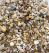 Natural River Bed Aquarium Gravel 1kg