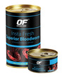 Ocean Free Insta fresh Superior Bloodworm 348g Can