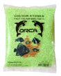 Orca Coloured Aquarium Stones Small pieces Lime Green 1kg