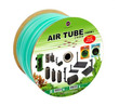 Up Aqua Aquarium Soft Tubing Green 100m roll