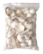 Shells Bag White Mix Medium 1kg