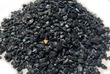 Showmaster Aquarium Gravel Black and Glitter 2kg