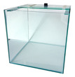 Standard Glass Aquarium Cube Tank<br>15 x 15 x 15inches