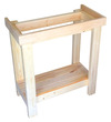 Standard Wooden Aquarium Stand <br>24 x 12 inches