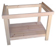 Standard Wooden Aquarium Stand <br>36 x 24 inches