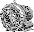 Vacuvane Side Channel Blower Single Phase Power VSC0055