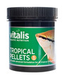 Vitalis Aquatic Nutrition Tropical Pellets 120g