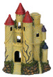 Water Works Classic Aquarium Castle Ornament 10 x 12.5 x17.5 cm h
