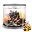 biOrb Tube 15L Aquarium MCR Black