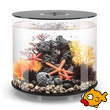 biOrb Tube 15L Aquarium LED Black